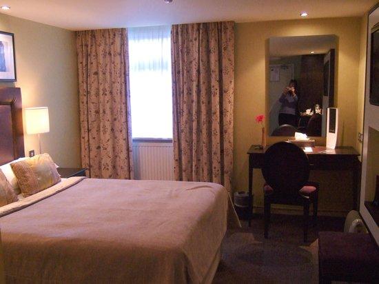 Hallmark Hotel Manchester: Room 105
