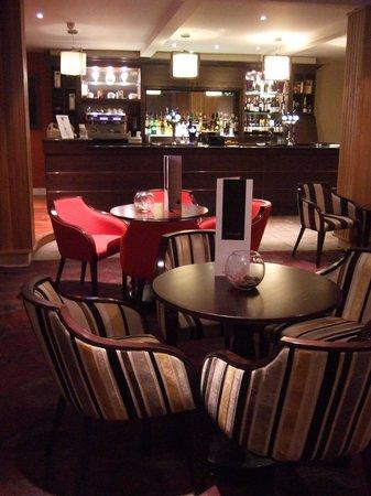 Hallmark Hotel Manchester: Hotel Bar