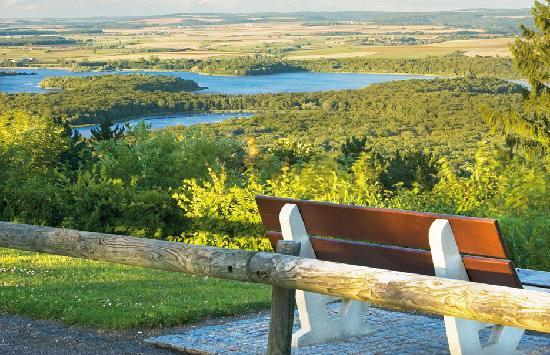 Hotel du Lac de Madine : Détente autour du Lac