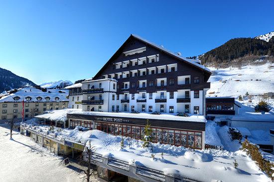 Arlberg St Anton Hotel