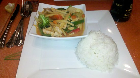 Siam City Thai & Sushi Restaurant