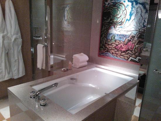 Park Hyatt Tokyo: Bathroom