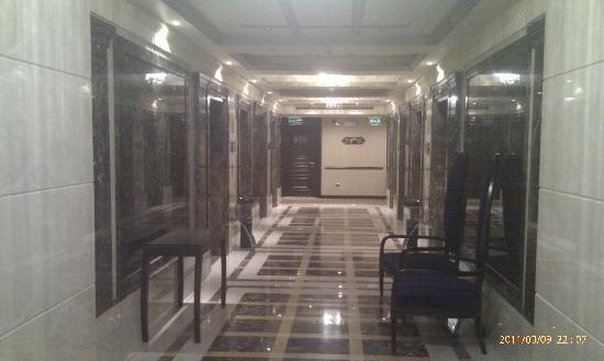 Holiday Villa Madinah: Hallway