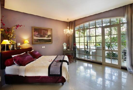 Casa Artista Bali: Passion room