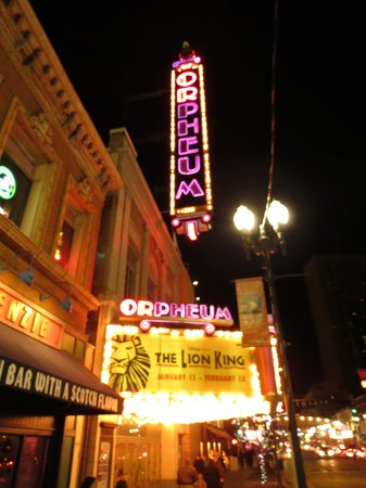 Orpheum Theatre (Minneapolis) - 2019 All You Need to Know