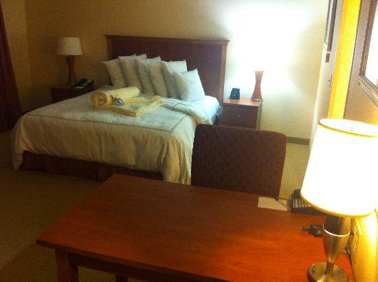 Homewood Suites Dulles - North / Loudoun: Bedroom