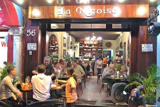 La Nicoise, Saigon, February 2012