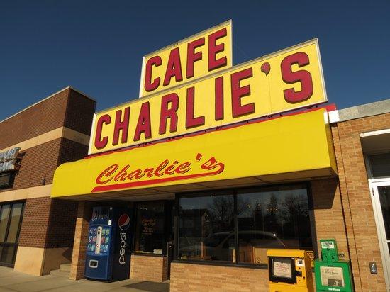 Charlie's Cafe.