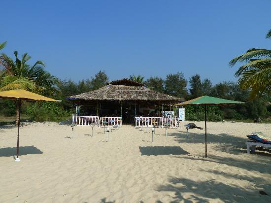 Beach Shack On Varca Beach Picture Of Club Mahindra