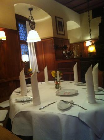 Restaurant bild von restaurant weinhaus stachel for Innendekoration restaurant