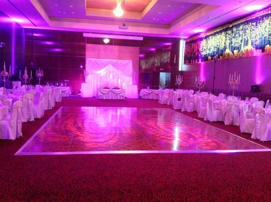 Holiday Inn Trnava: banquet hall