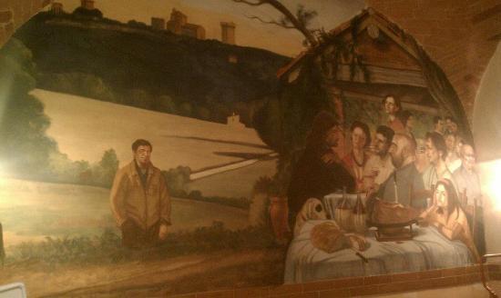 Ben Long Fresco: Fresco