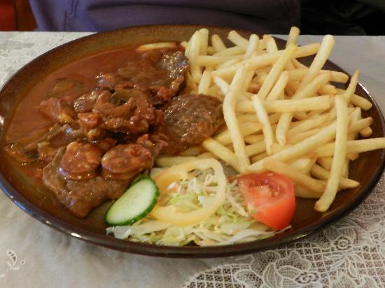 Slovenska Restauracia: Piatto unico