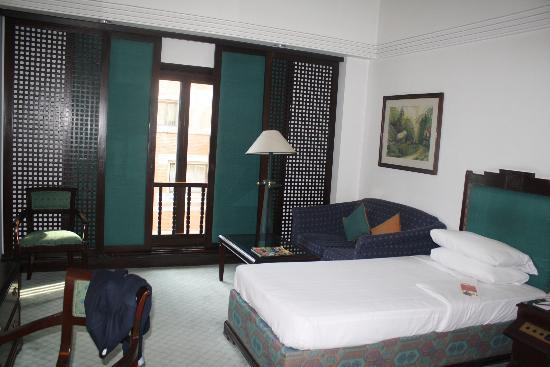 Crowne Plaza Kathmandu-Soaltee: Room was spacious and nice