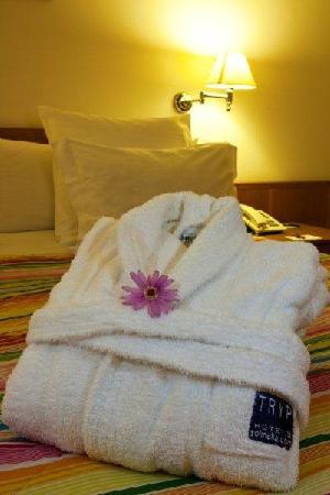 Tryp Montijo Parque Hotel: Quarto Tryp