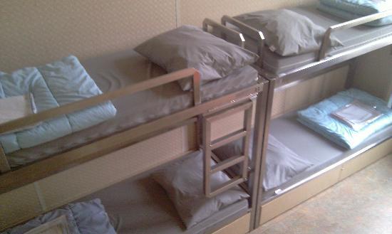 Stayokay Hostel Amsterdam Zeeburg: Zimmer 1.39