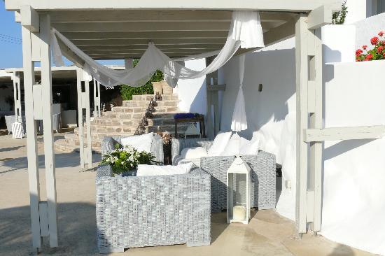 Anemoi Resort : extérieur