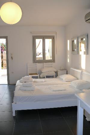 Anemoi Resort : chambre