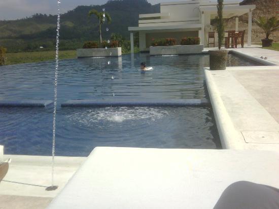 LQ Hotel by La Quinta Poza Rica: En La alberca.