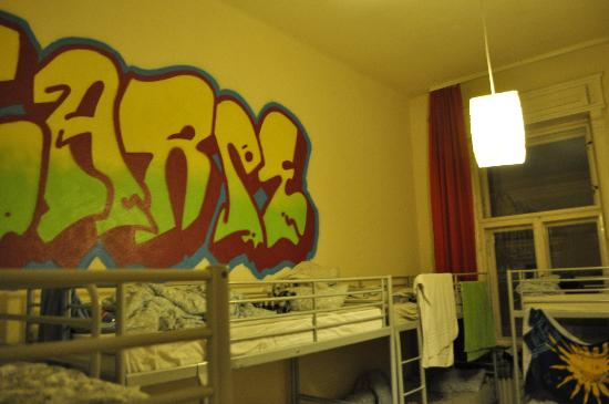 Carpe Noctem Hostel: Room