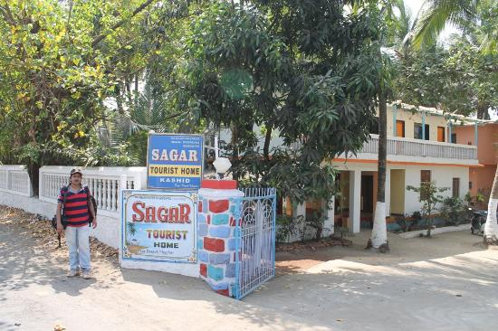 Kashid Beach : Sagar Tourist Homestay