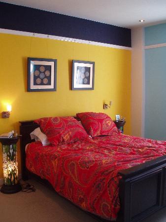 Blue Moon Bed & Breakfast Amsterdam: bedroom