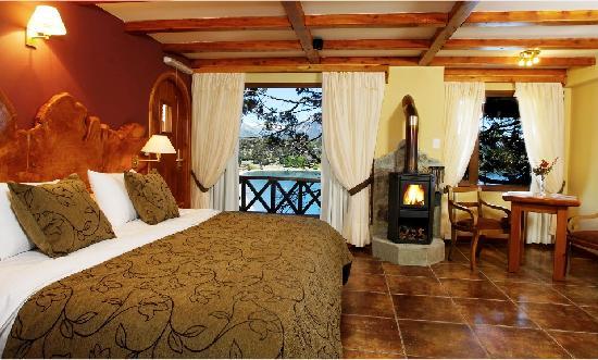 Charming Luxury Lodge & Private Spa: Suite Premiun