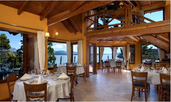 Charming Luxury Lodge & Private Spa: Restaurante Stag