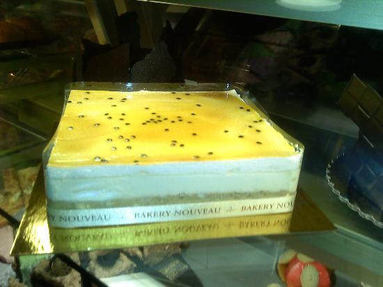 "Bakery Nouveau: 8"" Bora Bora"