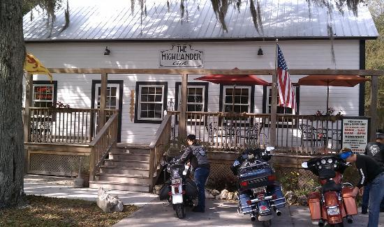 Highlander Cafe