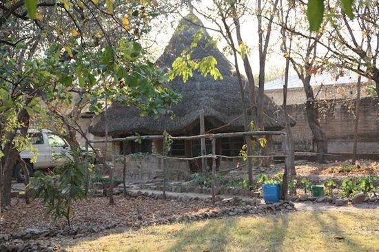 Nkupi Lodge