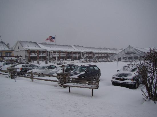 Misty Harbor Resort: A cozy day at Misty Harbor!!!
