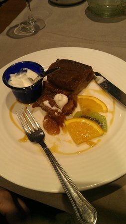 Georges Opera: Dessert