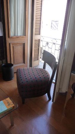 San Telmo Luxury Suites: room with balcony