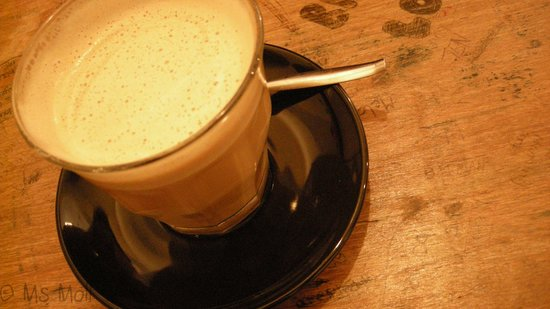 Tamper Coffee - Westfield Terrace: Fantastic latte