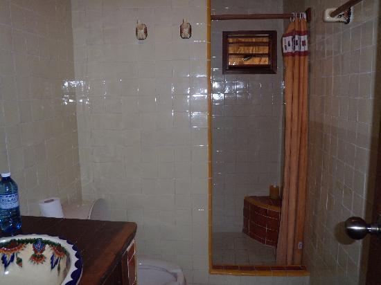 Hotel Casa Barbara: bagno