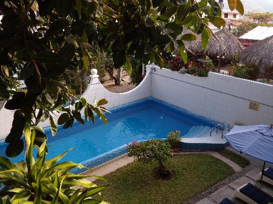 Hotel Delfin: piscina