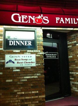 Geno's Restaurant & Lounge
