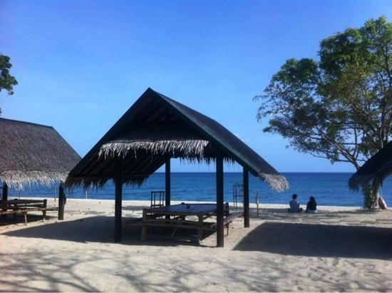 Virgin Beach Resort: the view