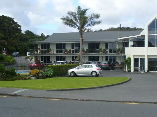 Anchorage Motel, Paihia, NZ