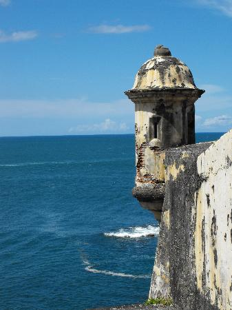 Site historique national de San Juan : Great hisrtory well kept