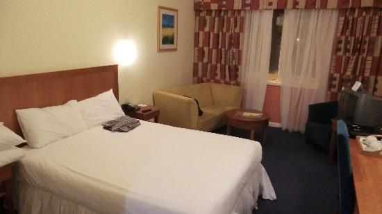 Carrigaline Court Hotel & Leisure Centre: Room 141. Perfect ok room.