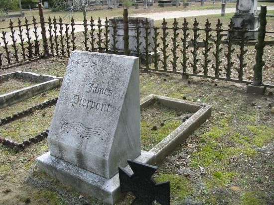 Laurel Grove North Cemetery: James - Wrote Jingle Bells