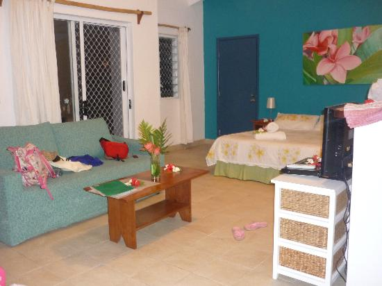 Benjor Beach Club: our room no 11
