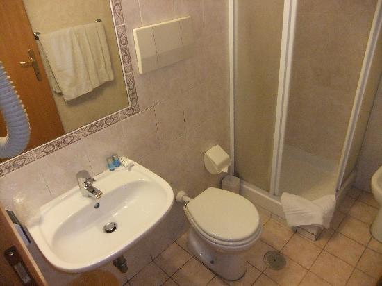 Welrome Hotel: Bathroom