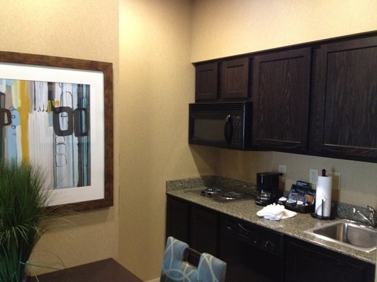 Homewood Suites Atlanta NW-Kennesaw Town Ctr : kitchen
