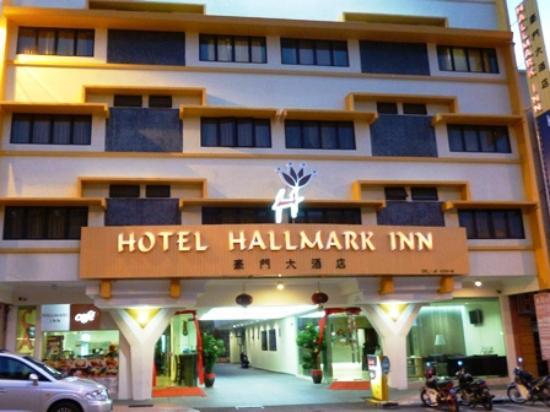 Hotel Hallmark Inn : 外観
