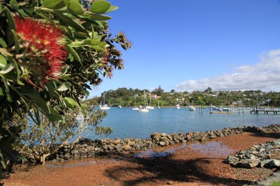 Mill Bay Haven: View from the garden