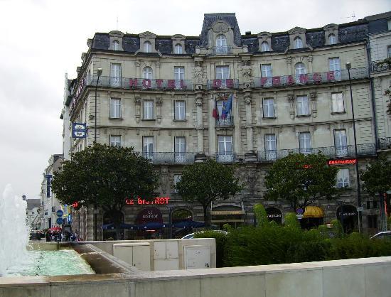Hôtel de France : Hotelの外観