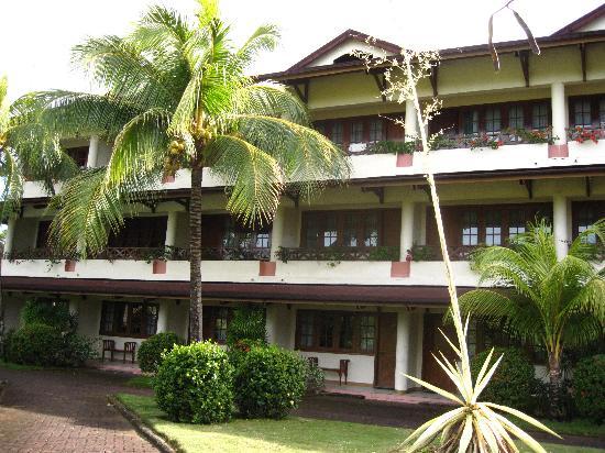 Hotel Santika Premiere Seaside Resort Manado: メインの1棟